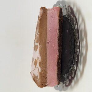 prajitura zmeura ciocolata