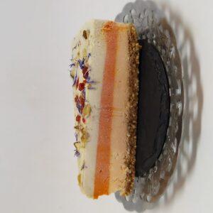 prajitura grepfruit goji vanilie