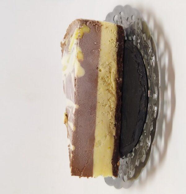 prajitura ananas si ciocolata