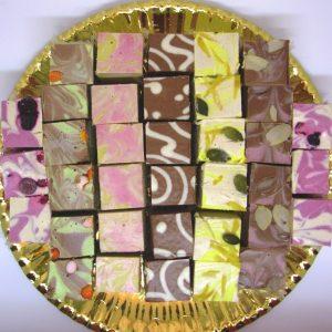 Mini Prăjituri Raw Vegan