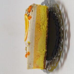 prajitura portocale catina vanilie