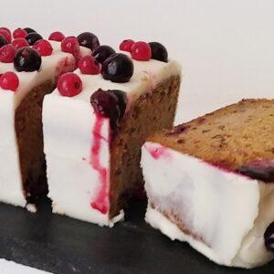 lemon cake vegan