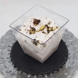 inghetata vegana cu vanilie