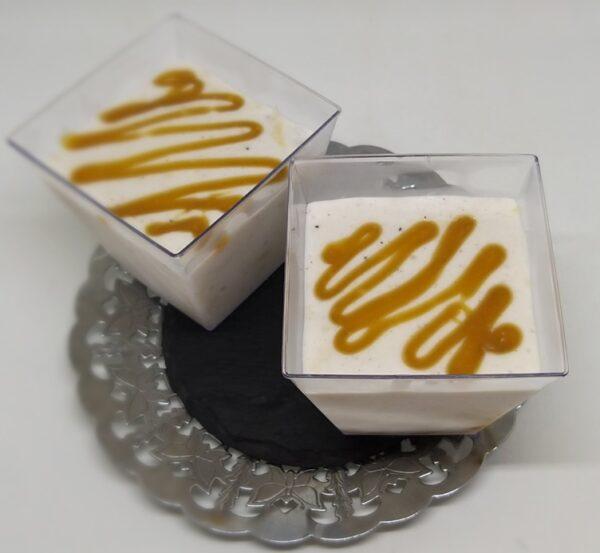 inghetata vanilie caramel sarat